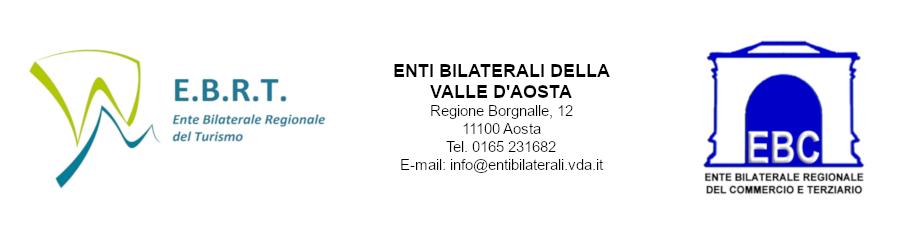 Enti Bilaterali Valle d'Aosta